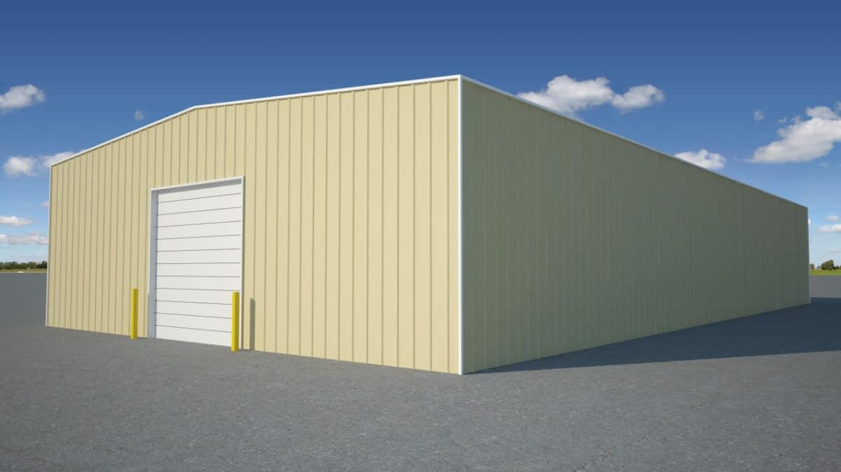 50 x 100 - MBMI Metal Buildings