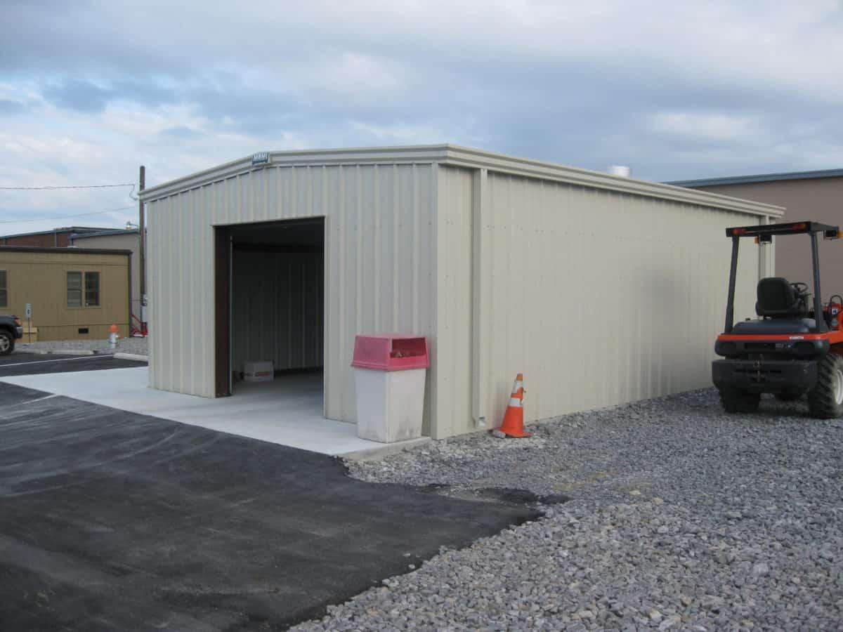 Metal Storage Building In Nashville, TN | MBMI Testimonial