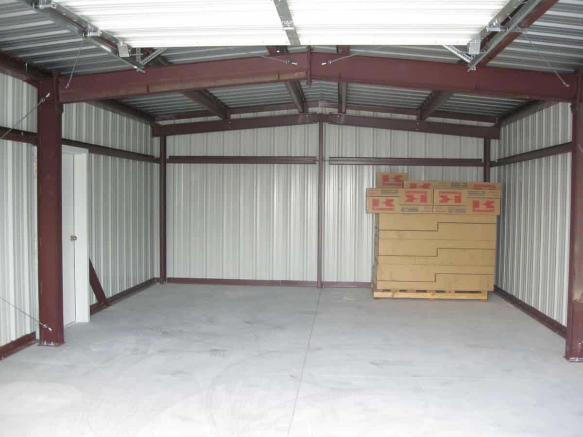 Metal Storage Building In Nashville Tn Mbmi Testimonial