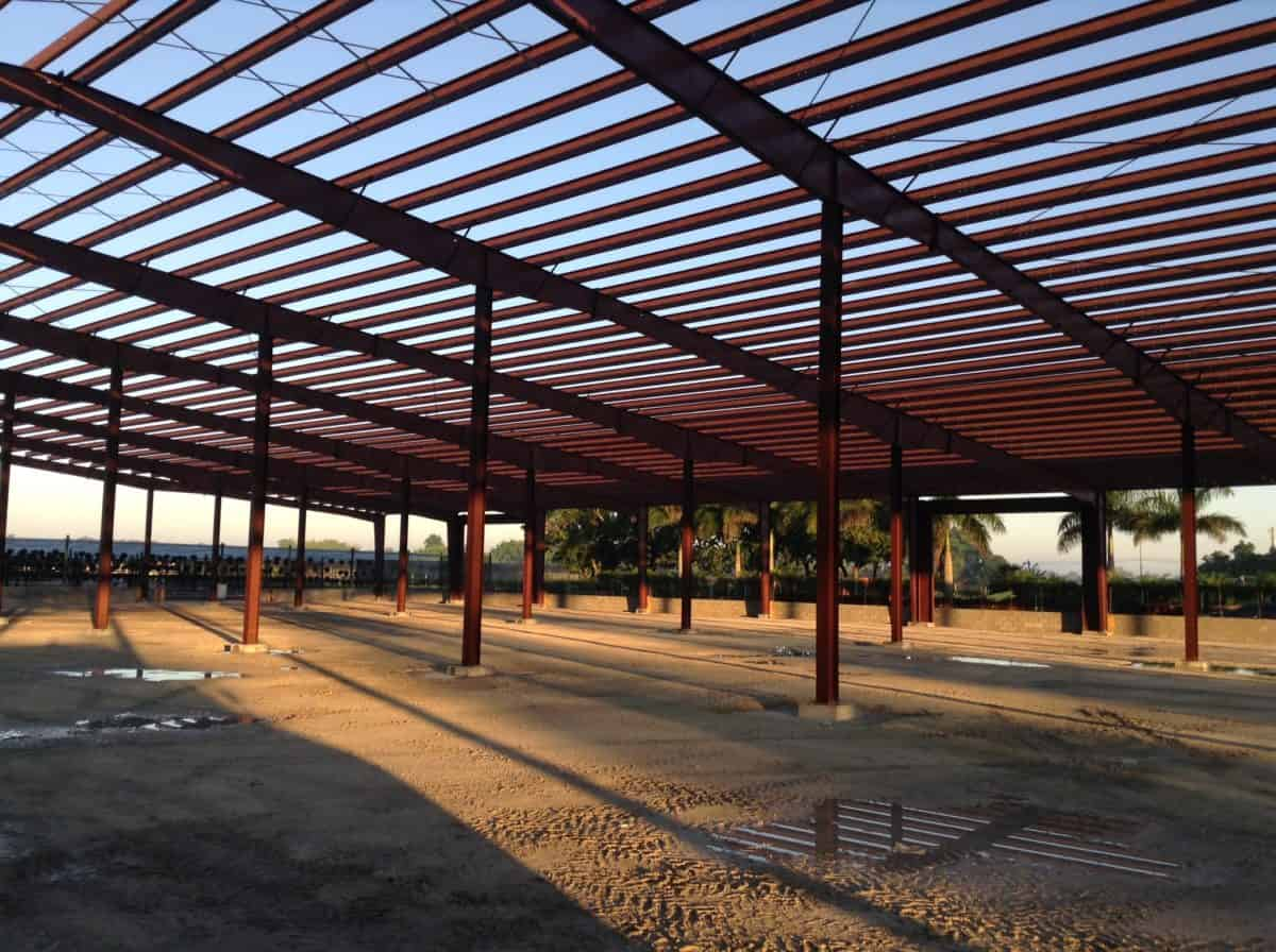 Roof System In Homestead Fl Mbmi Metal Buildings