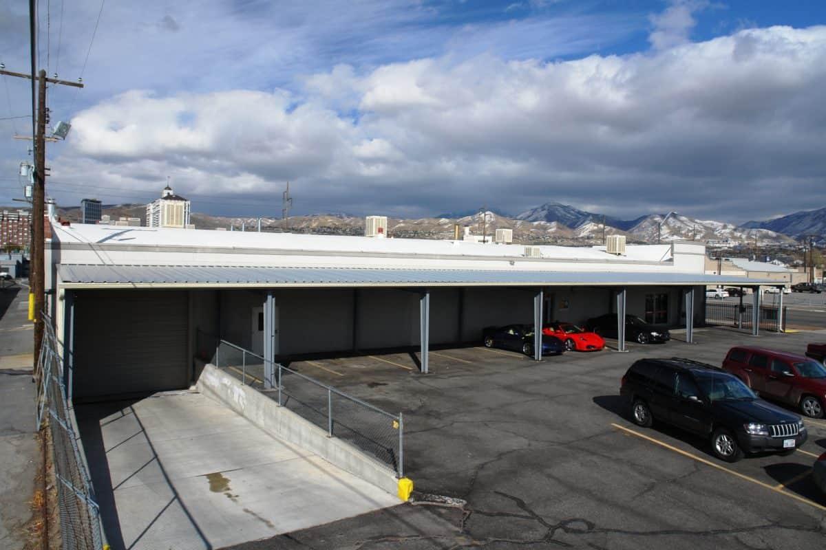 Steel Carport In Salt Lake City, UT | MBMI Metal Buildings ...
