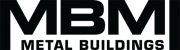 MBMI Metal Buildings logo